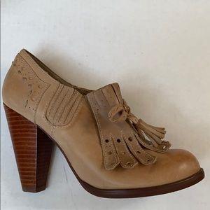 Shoes - Anthropology Seychelles Heels Sz 6